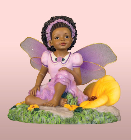 Child Fairy in Lavender