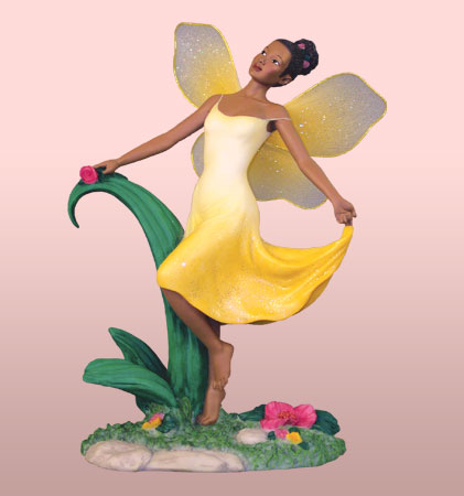Fairy in Yellow