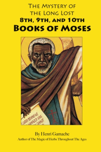 8th 9th and 10th Book of Moses Mystery