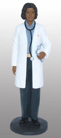 Female Doctor AA