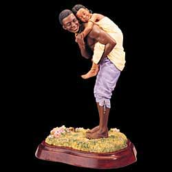 Daddys Girl by Thomas Blackshear - Figurine