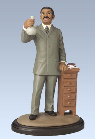 George Washington Carver figurine