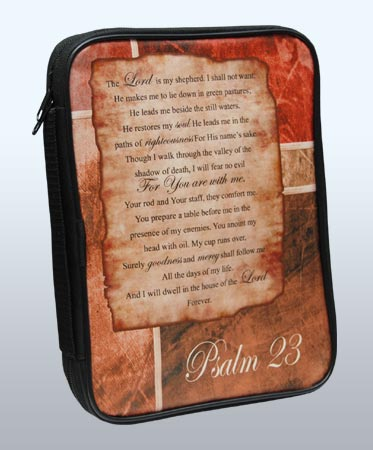 Bible Cover: Psalm 23
