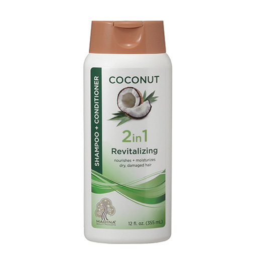 SHAMPOO & CONDITIONER - COCONUT
