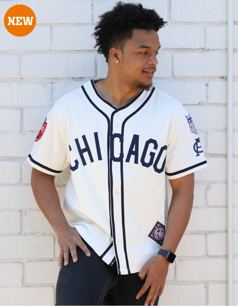 1920 Chicago American Giants  Negro League Baseball Jersey