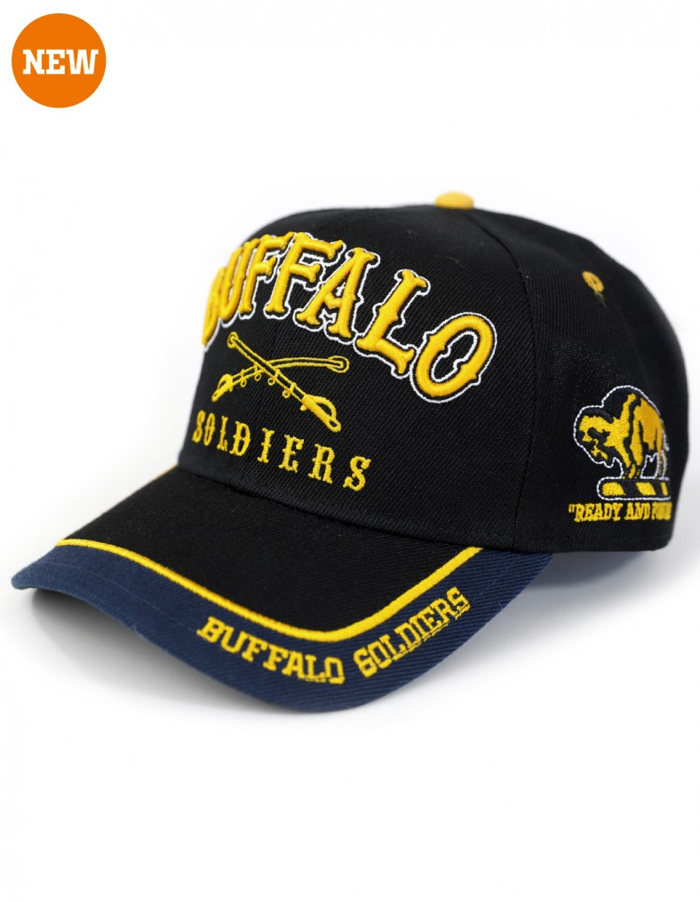 BUFFALO SOLDIERS BASEBALL CAP