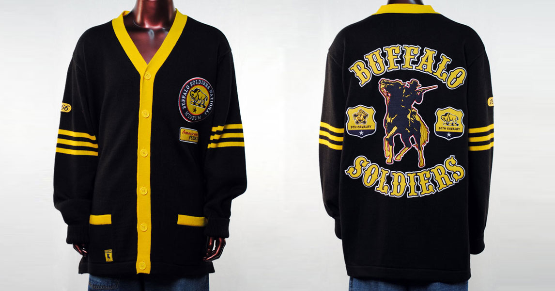 Buffalo Soldiers Sweater