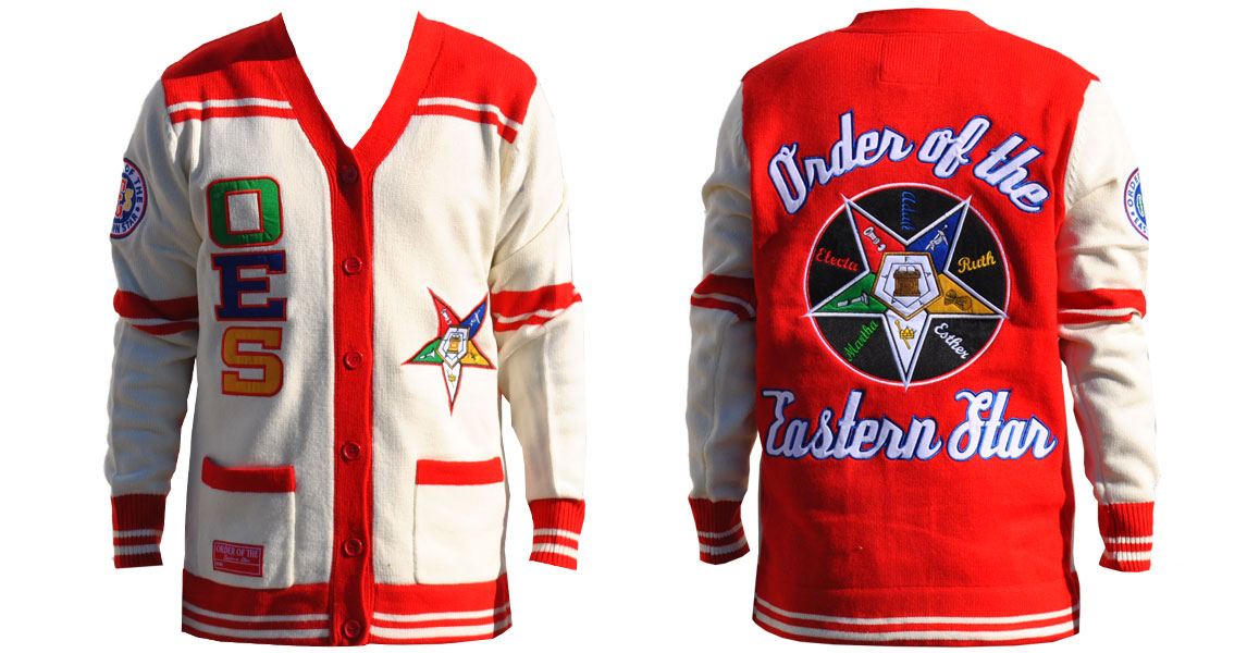 Order of the Eastern Star apparell Sweater