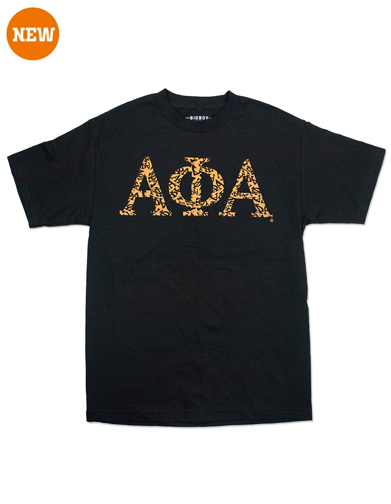 Alpha Phi Alpha apparel Graphic Tee