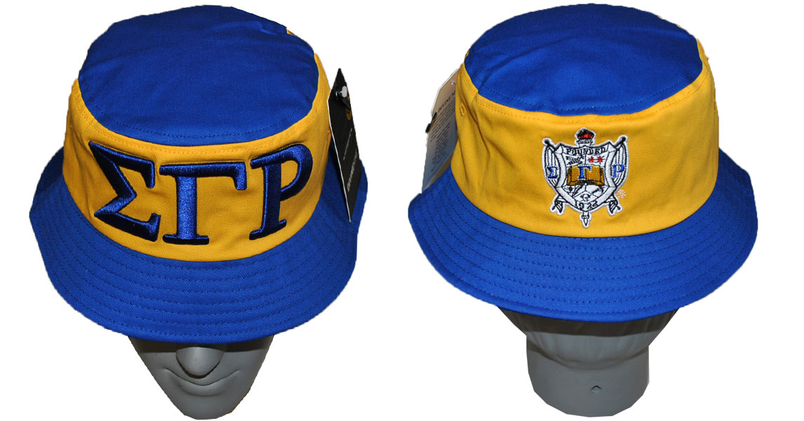 Bucket Hat - Sigma Gamma Rho