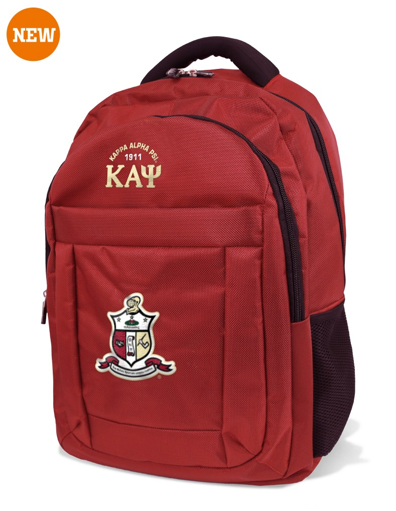 Bag - Backpack - Kappa Alpha Psi