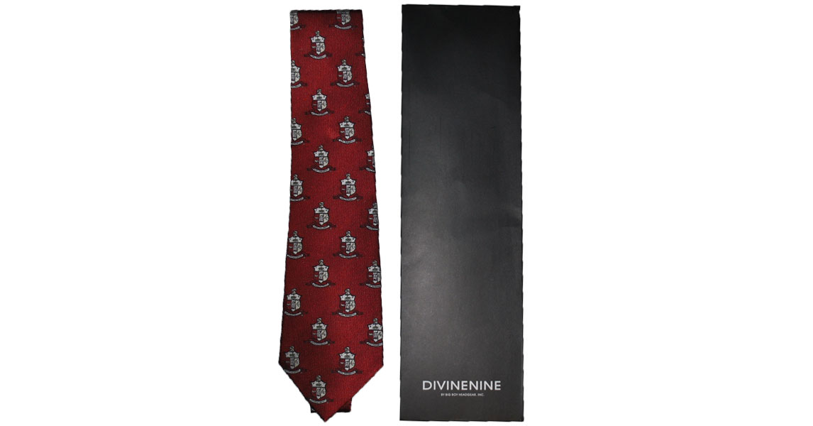 Kappa Alpha Psi apparel Necktie