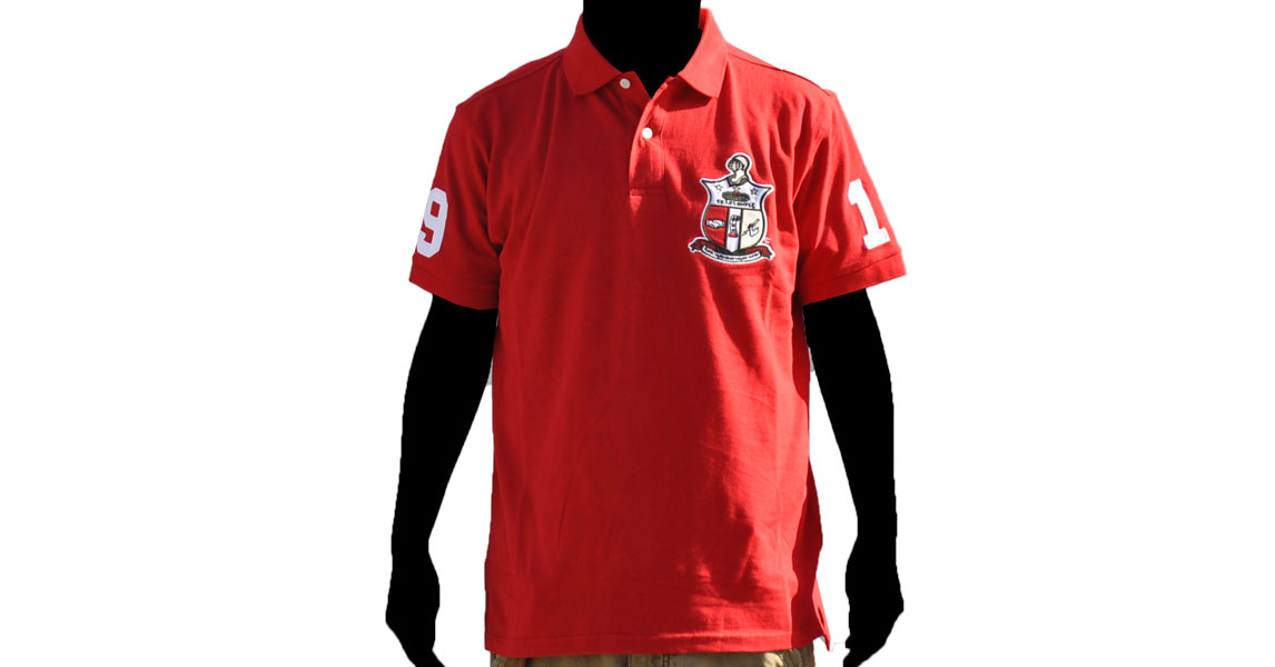 Kappa alpha psi apparel polo shirt