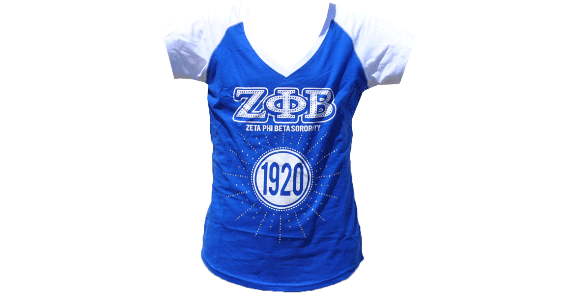 Zeta Phi Beta Sorority Apparel 69
