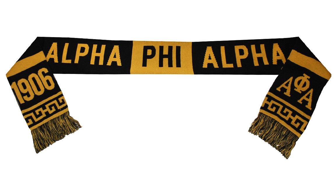 Alpha Phi Alpha headwearBeanie black