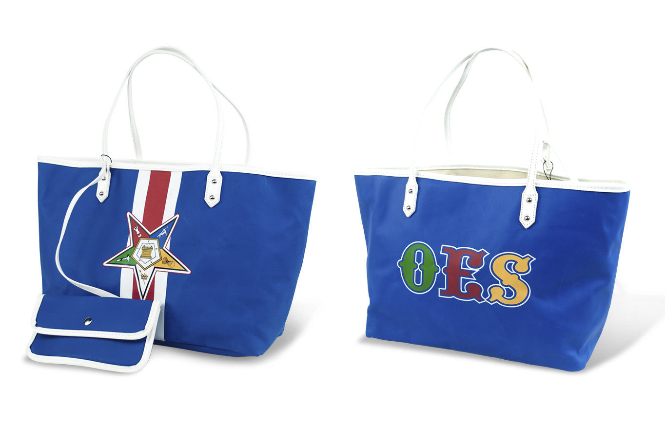 Order of the Eastern Star bag - Tote bag