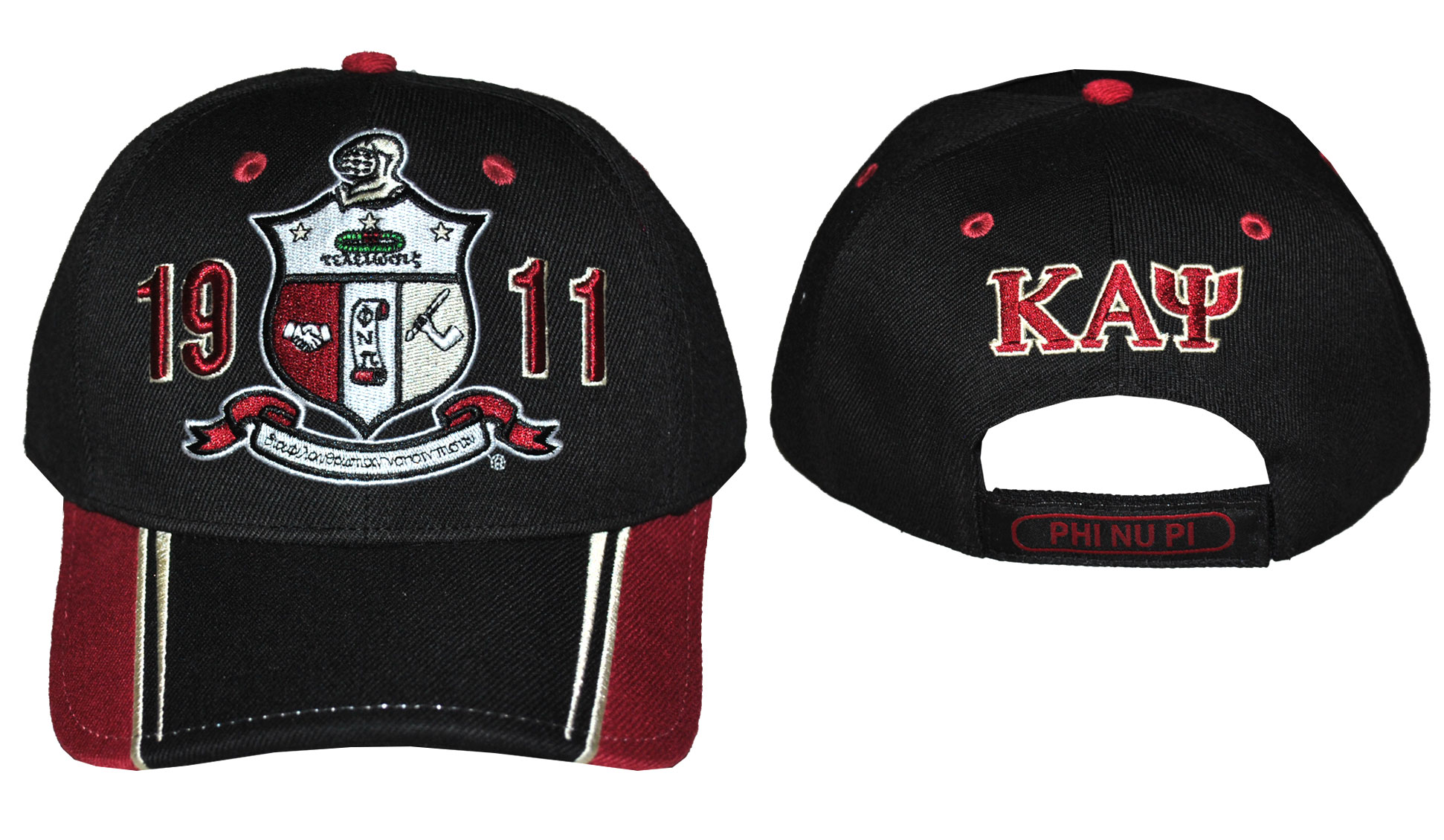 Cap - head wear - Kappa Alpha Psi