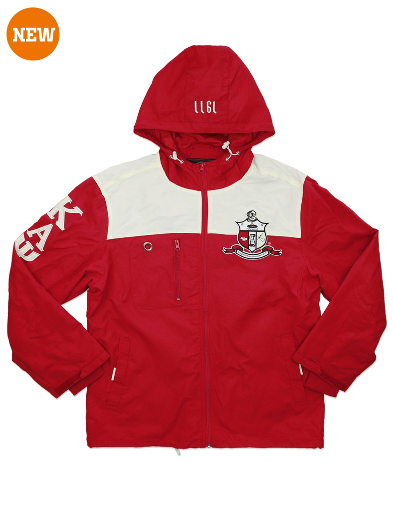 Kappa Alpha Psi apparel Windbreaker jacket