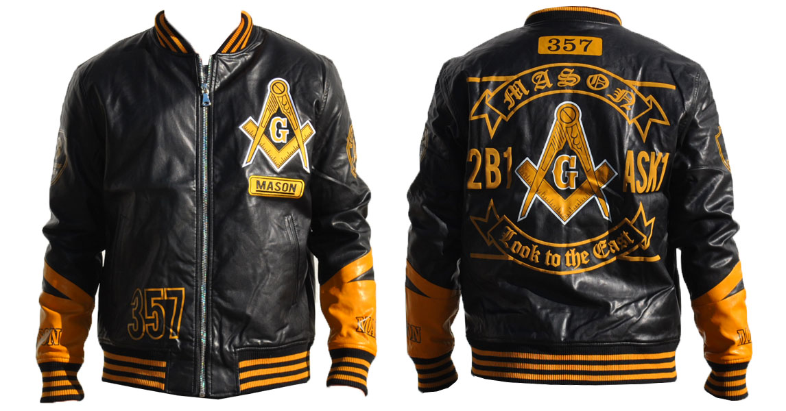 Freemason Jackets Paraphernalia