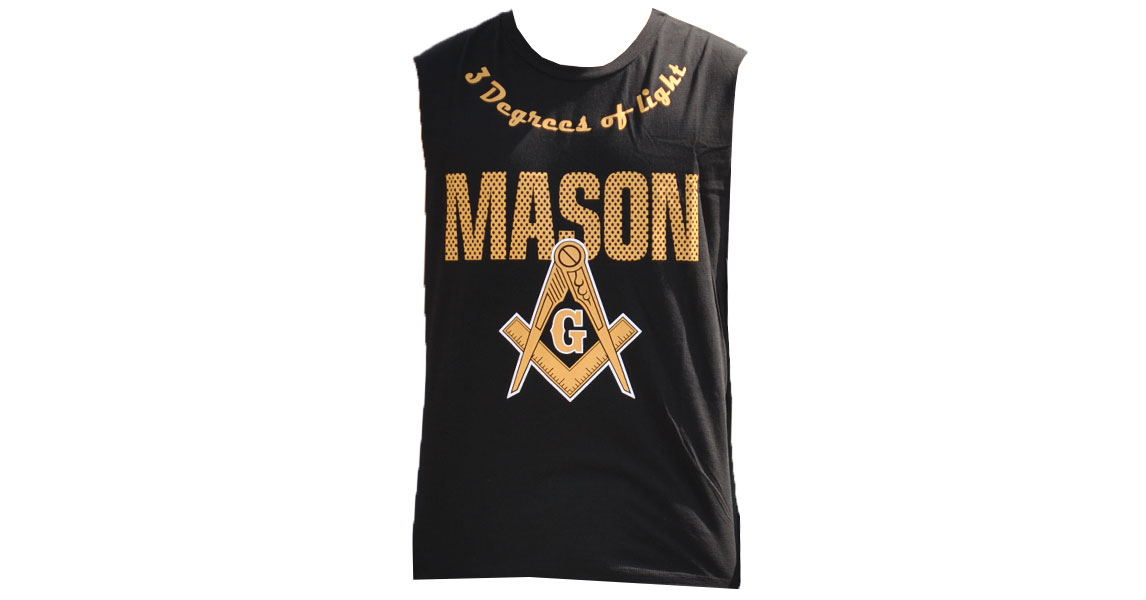 Freemason Apparel Masonic Tank Top