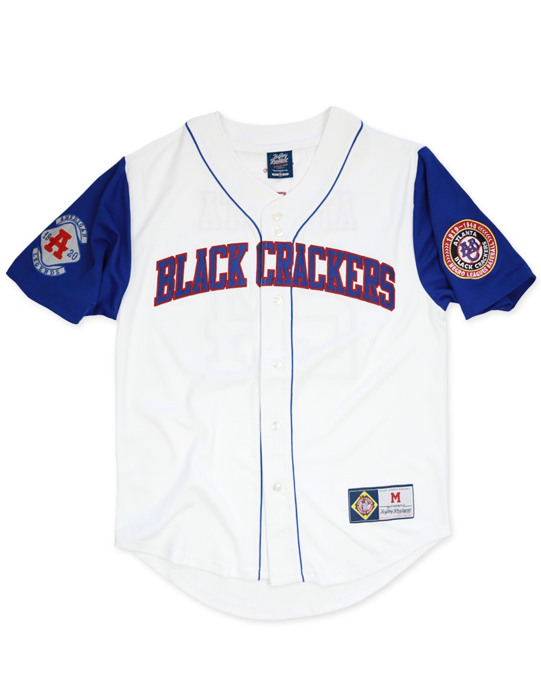 Atlanta Black Crackers Legacy Negro League Baseball Jersey