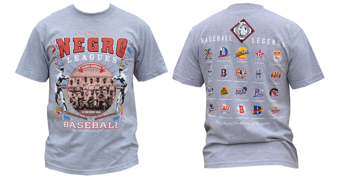 Negro Leagues Legend Tee