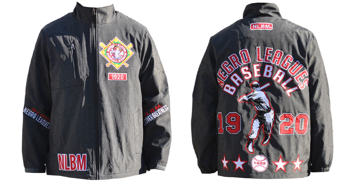 Negro League Commemorative Windbreaker