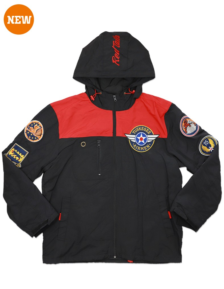 Tuskegee Airmen apparel - Windbreaker