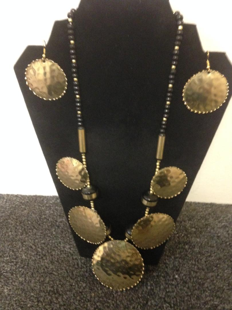 Exotic Jewelry Set - AFI526