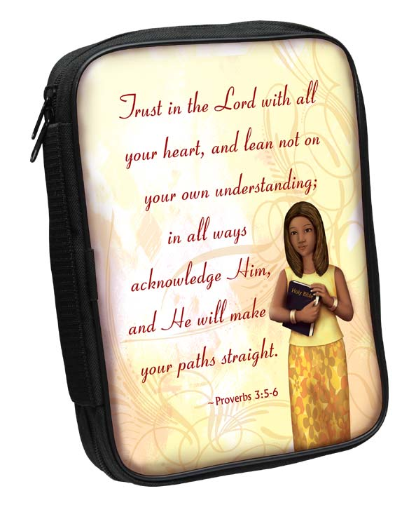 Bible Cover: Proverbs 3:5-6