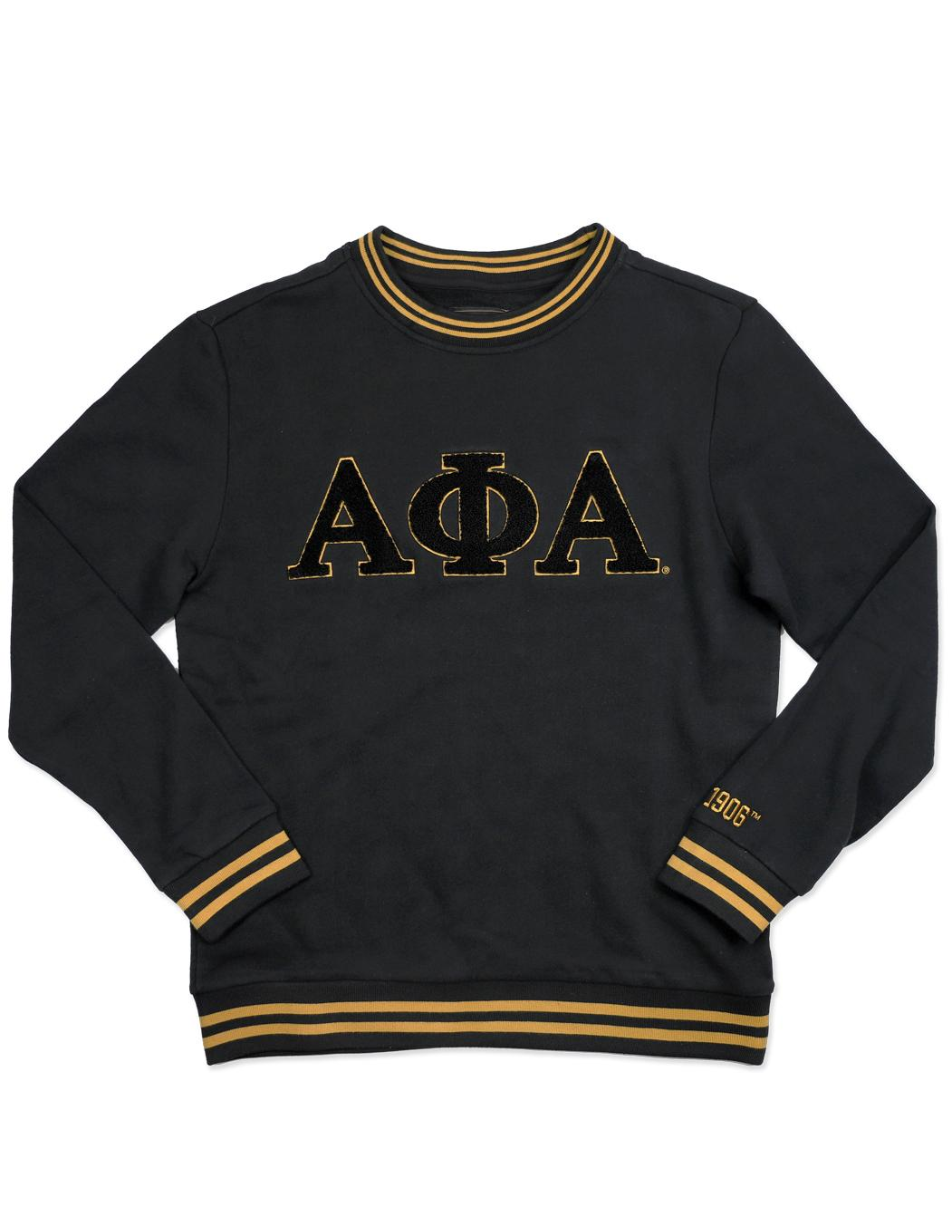 Alpha Phi Alpha apparel Sweatshirt