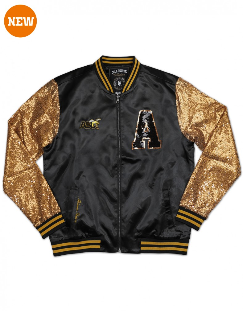 Alabama State University Sequins Jacket