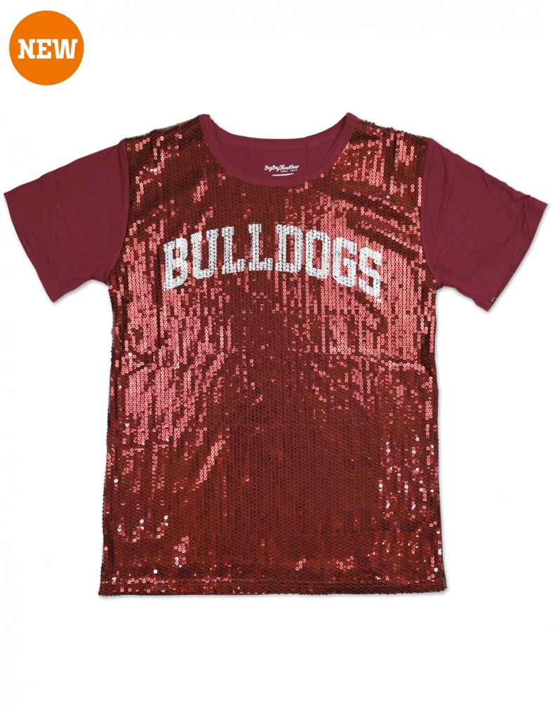 Alabama A & M University Sequin T shirt