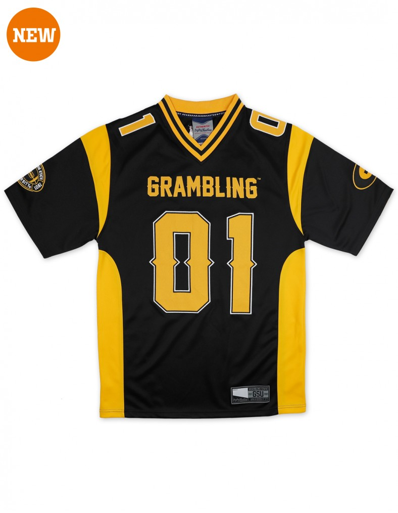 Grambling State University Apparel Football Jersey