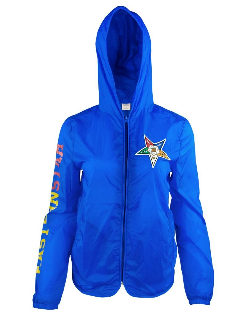 Order of the Eastern Star apparel Oes light weight jacket