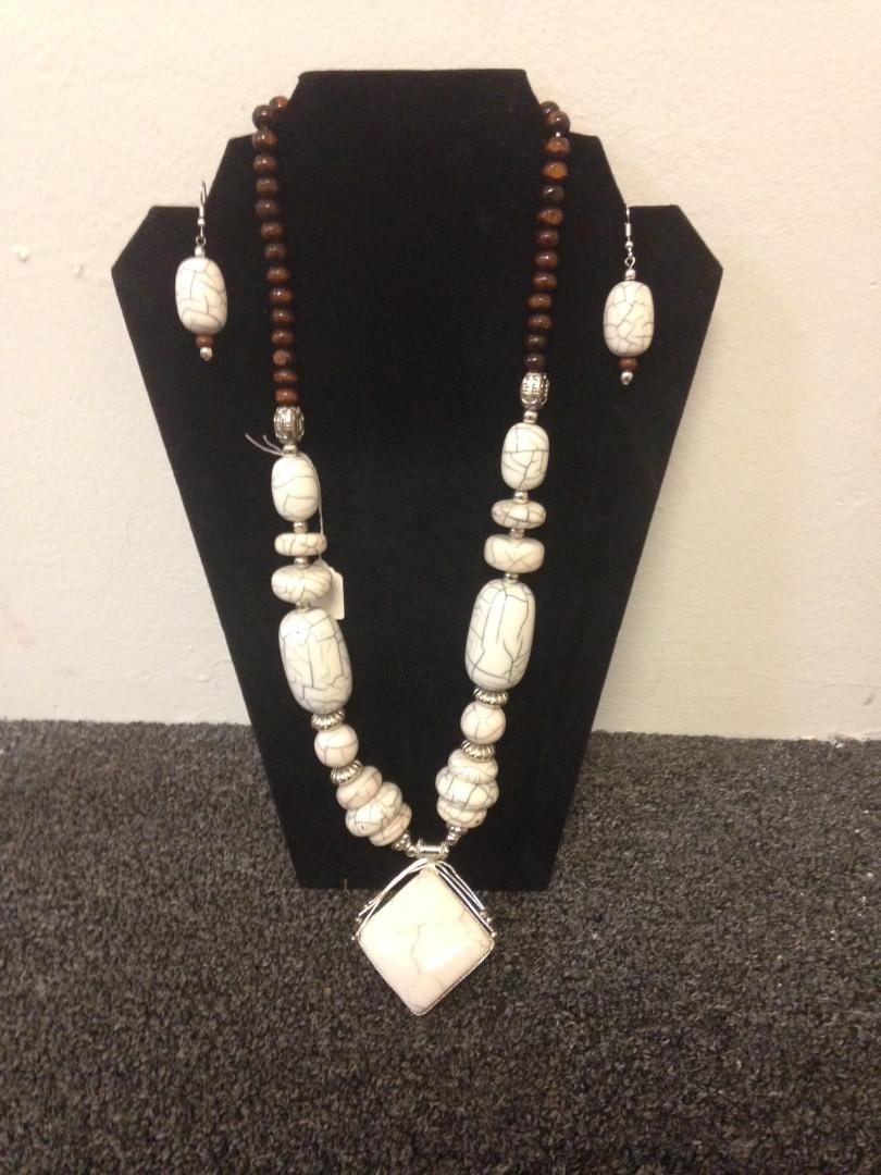 Exotic Jewelry Set - AFI515