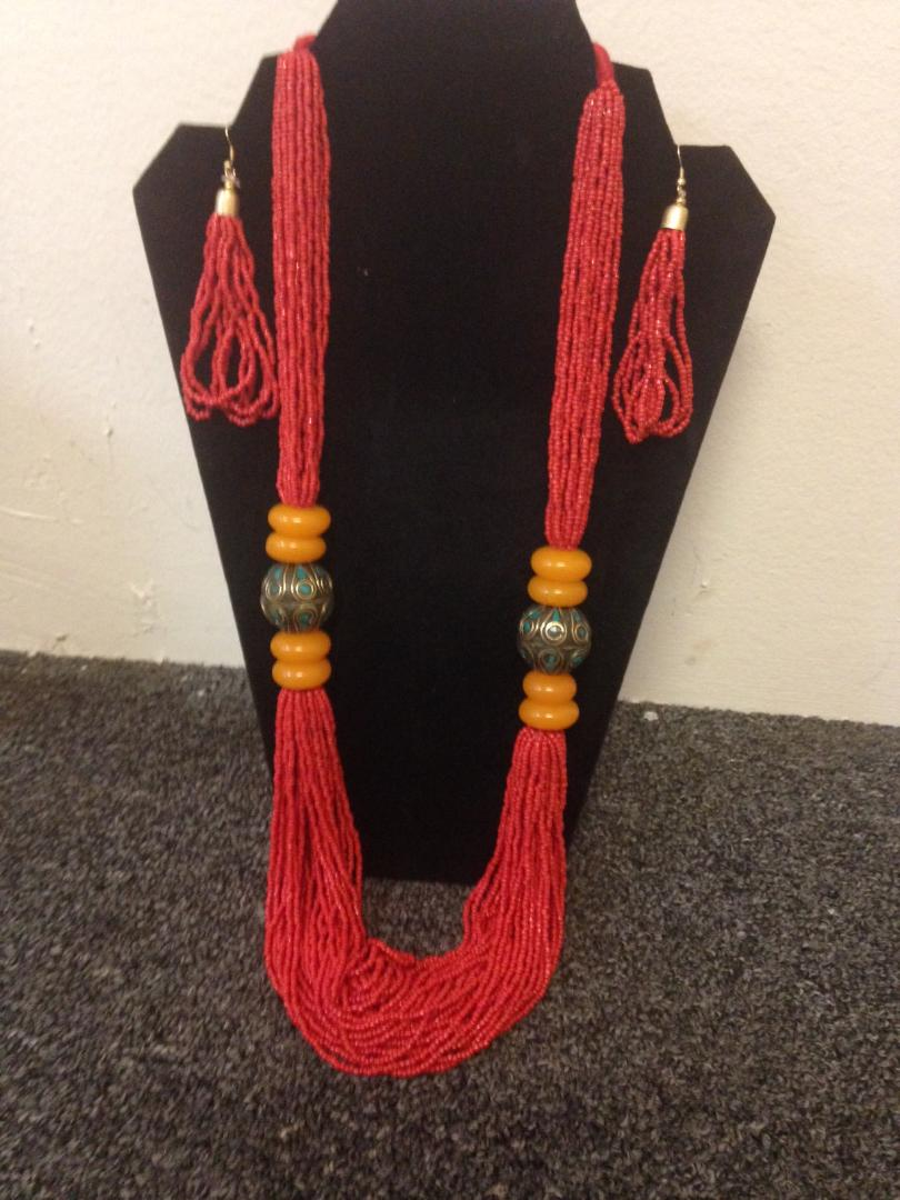 Exotic Jewelry Set - AFI738