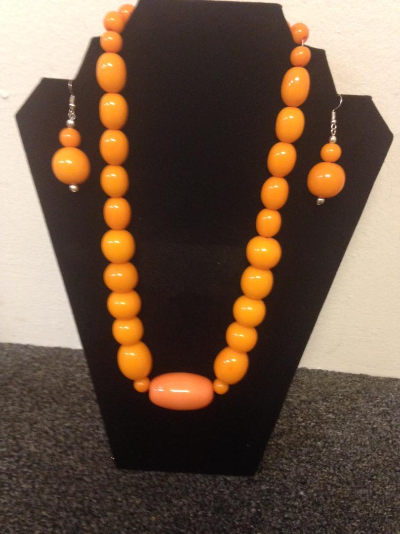 Exotic Jewelry Set - AFI743A