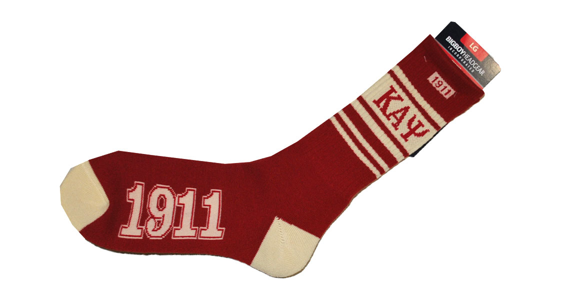 Accessories - socks - Kappa Alpha Psi