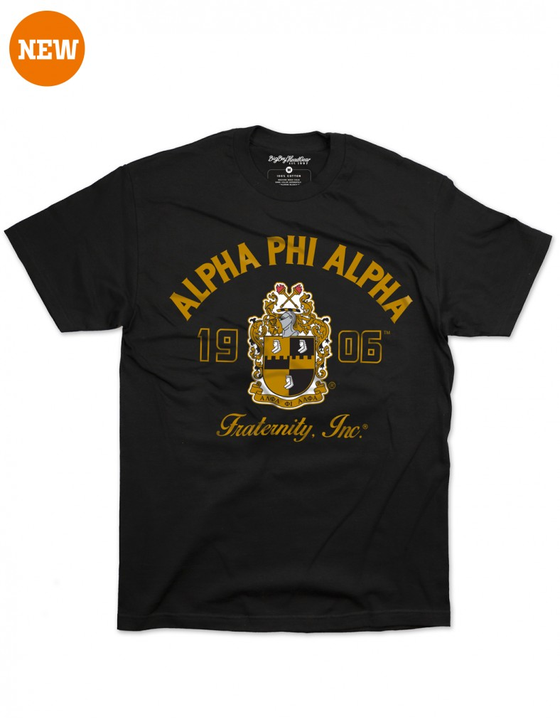 Alpha Phi Alpha Apparel T Shirt