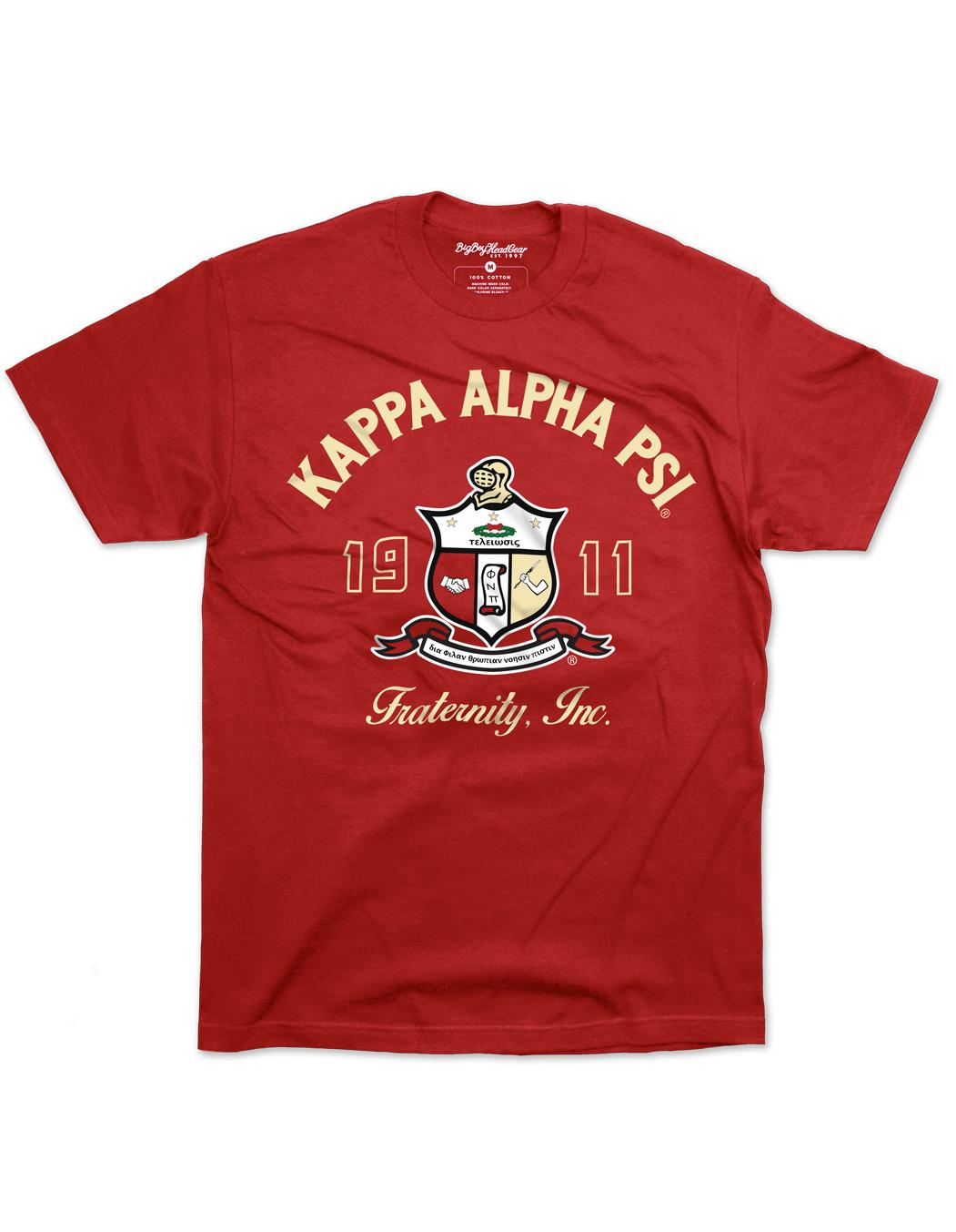 Kappa Alpha Psi apparel - Graphic Tee