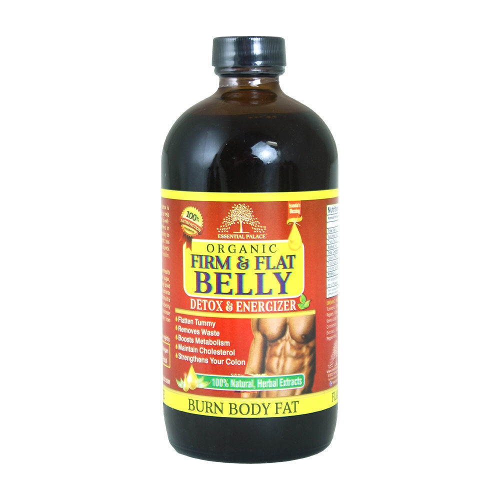 Belly Detox-Firm and Flat Belly - natural weight loss - 16 oz.