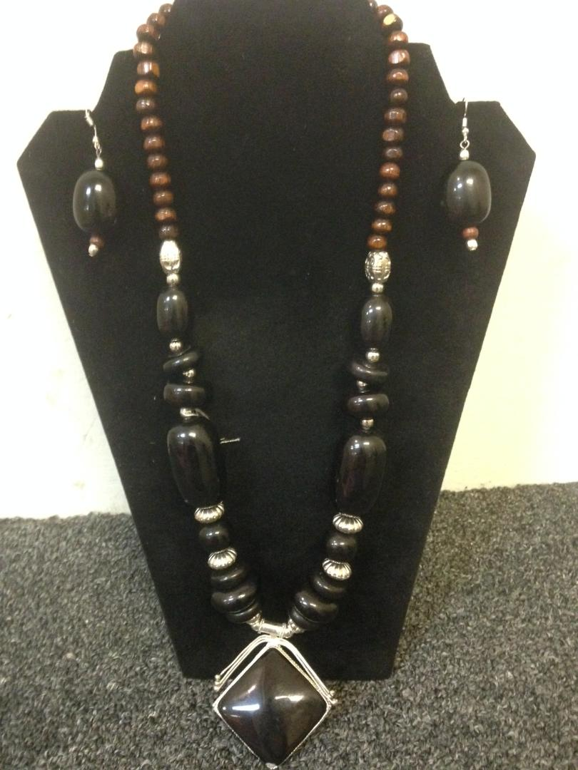 Exotic Jewelry Set - AFI517