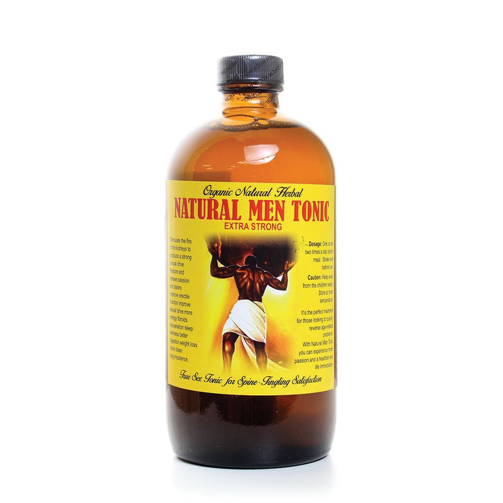 African Natural Men Tonic -  Sexual Function  - 16 oz.