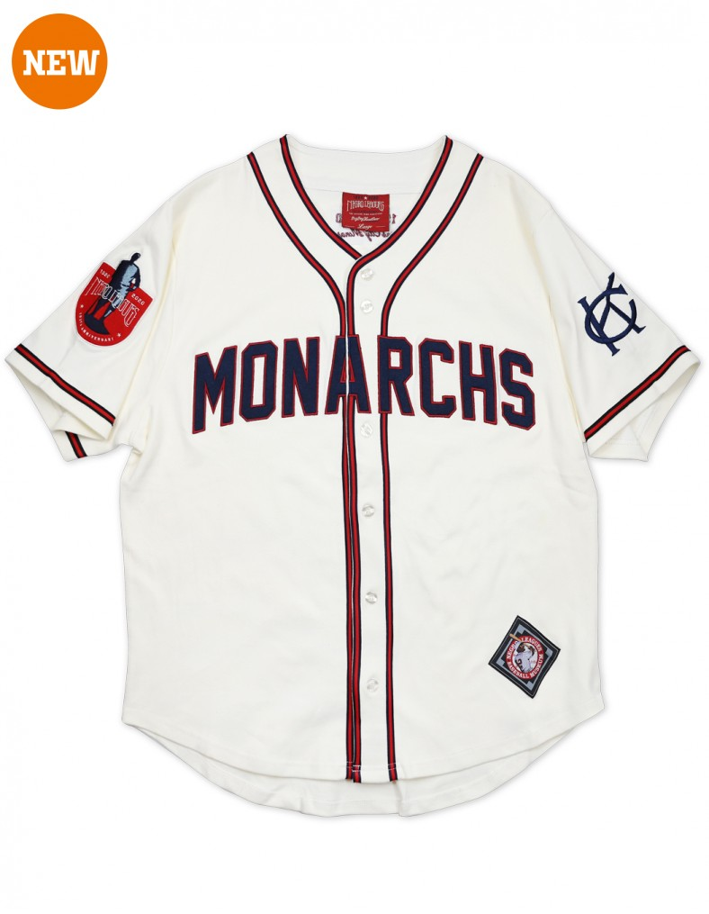 1920 Kansas City Monarchs Negro League Baseball Jersey