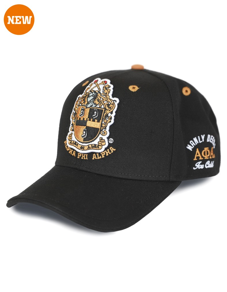 Alpha Phi Alpha accessory Cap Black