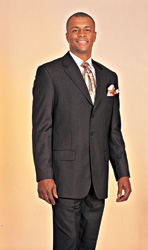 Mens Church And Business Suits-5902-D (4B)