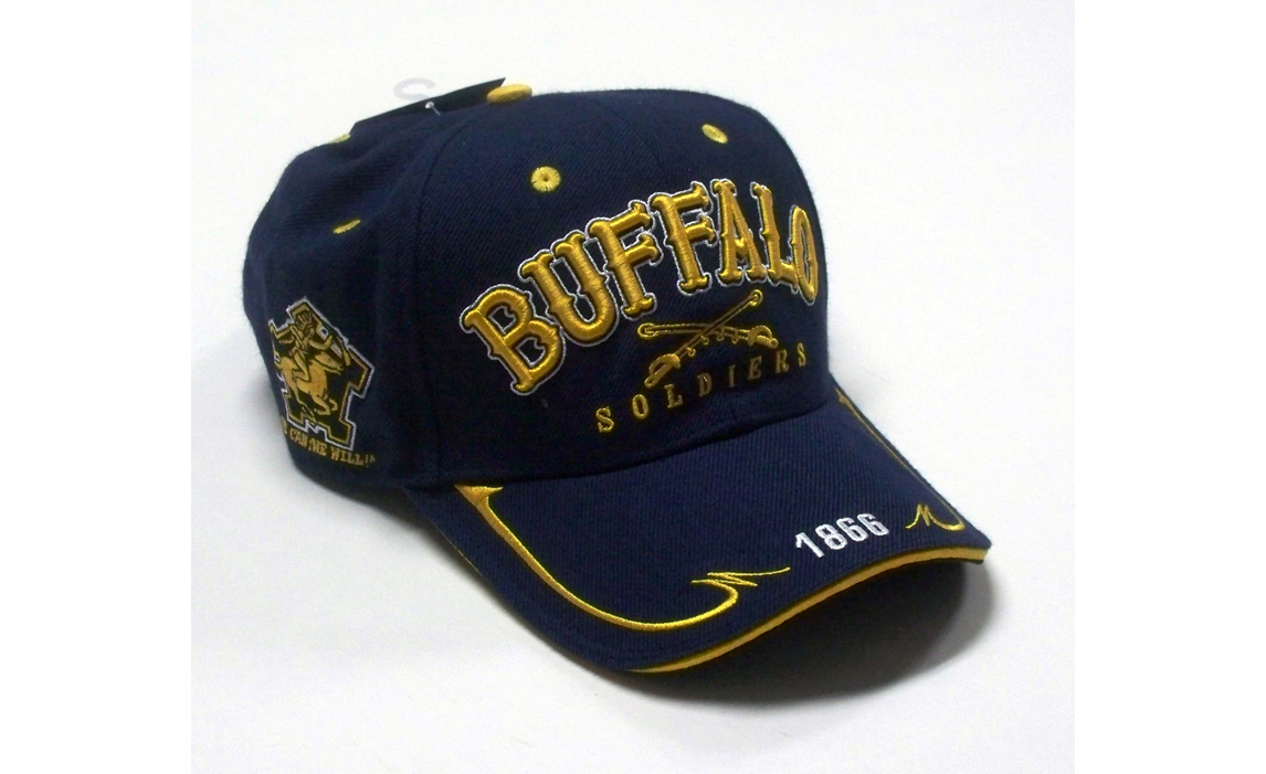 Buffalo Soldiers Cap-COMMEMORATIVE