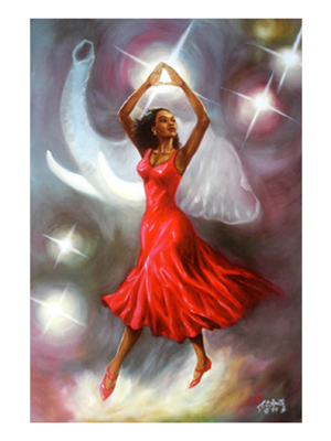 Art Print-Grace and Empowerment