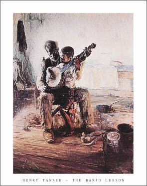 African American artwork - Music